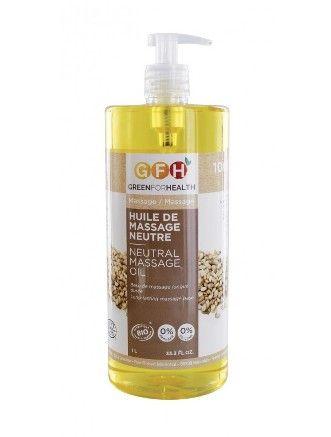Massageöl neutral Bio, Basic