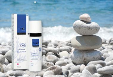Zertifizierte Algenkosmetik mit Meeres-Extrakten und Pflanzen-Auszügen!