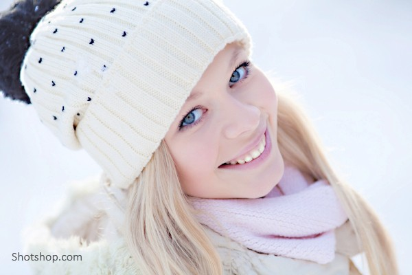 Winterhautpflege