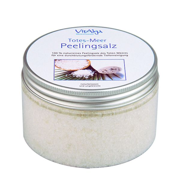 Totes Meer-Peelingsalz, Salzpeeling