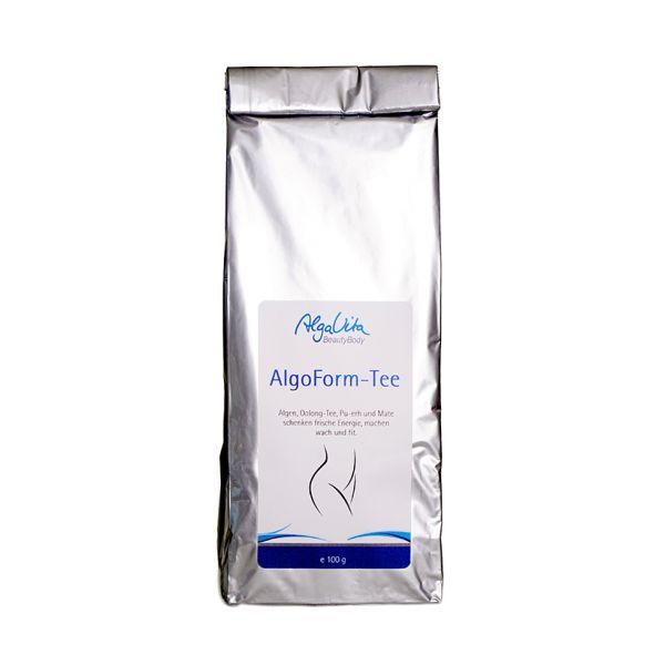 AlgoForm-Tee mit Algen, Algentee