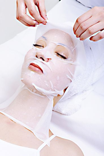 AntiAging-Face&Neck Mask