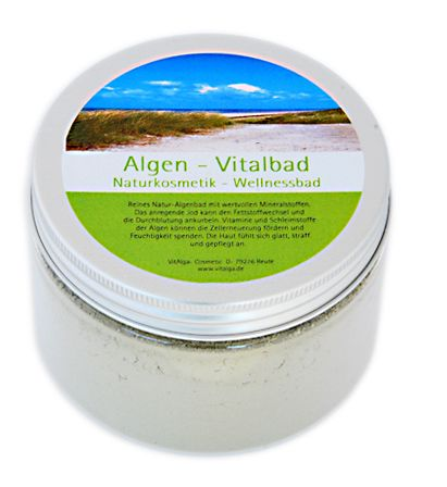Algen-Vitalbad, Natur-Algenbad