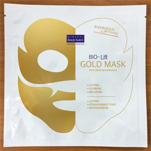 Bio-Lift Goldmask,