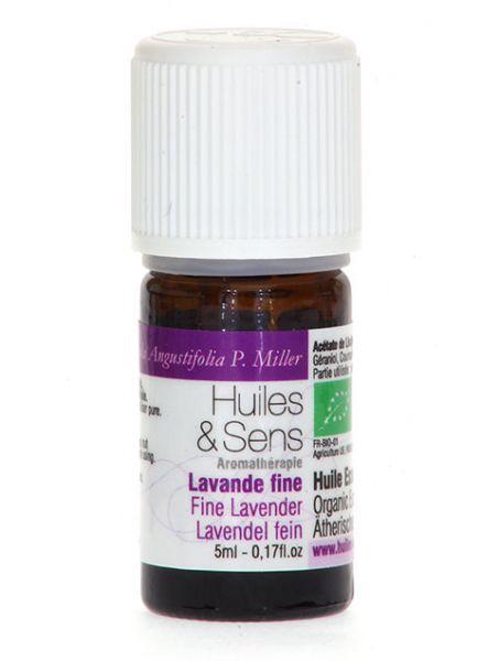 Lavendel-Öl, Bio