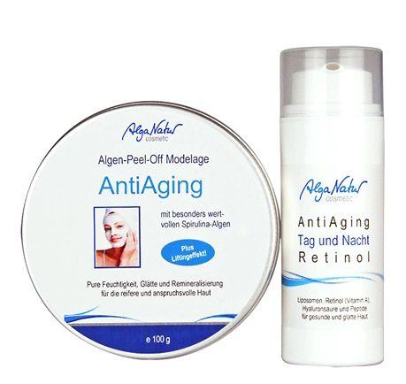 AntiAging-Retinol-Set, Tag+Nacht