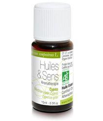 Zypressen-Öl, Bio