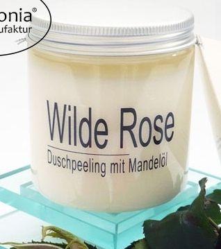 Wilde Rose Duschpeeling