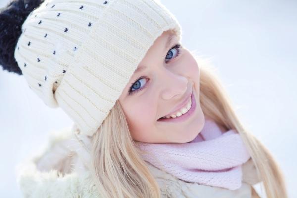 Richtige Pflege bei Kälte und trockener Heizungsluft!