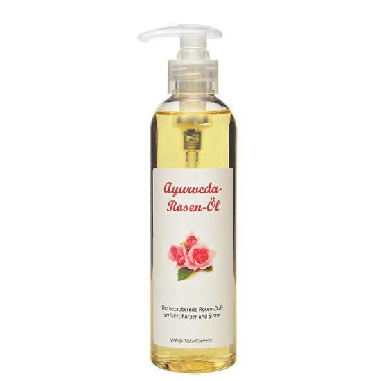 Rosenöl nach Ayurveda, Rosen-Öl