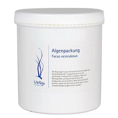 Algenpackung Fucus, Cellulitepackung