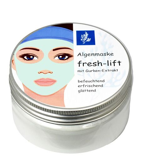 Algenmaske fresh-lift