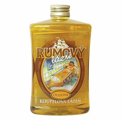 Rum-Badeöl, Rum-Ölbad