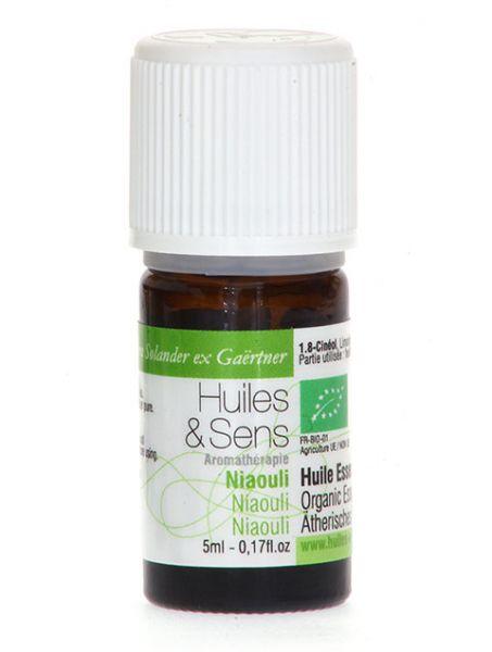 Niaouli-Öl, Bio