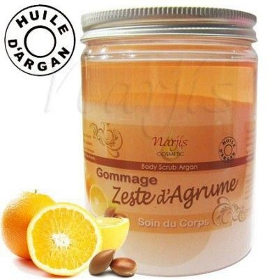 Bodyscrub Argan-Citrus