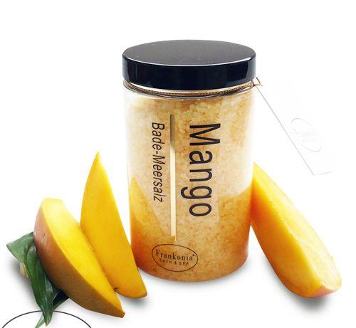 Meersalz-Bad Mango
