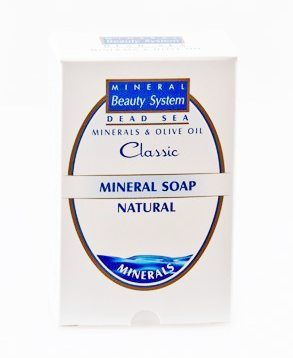 Totes-Meer-Seife, Mineral Soap