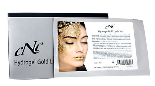 Hydrogel Gold Lip Mask