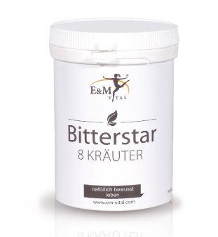Bitterkräuter, Bitterstar 8 kräuter