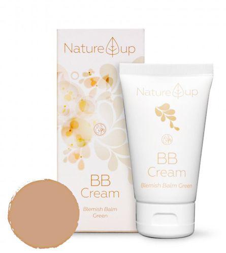 BB Cream Make-up caramel, getönte Tagescreme