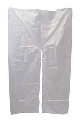 Folienhosen, Folienanzug ohne Gummizug