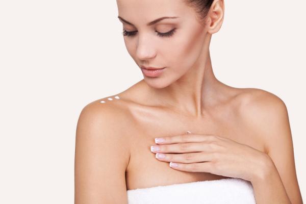 Hautpflege bei Kälte und trockener Luft!