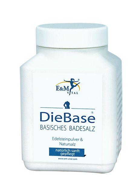 Basenbad, Basen-Bad, basisches Bad