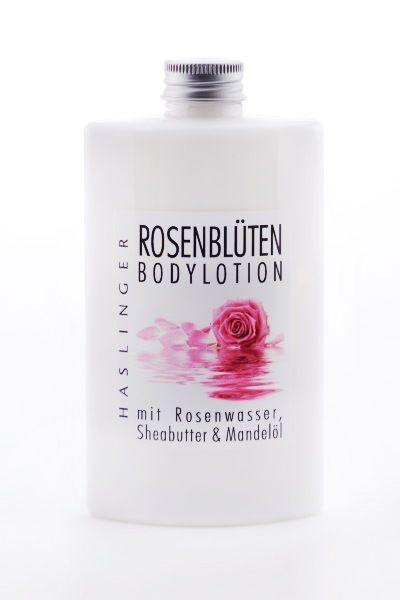 Rosenblüten-Körpermilch