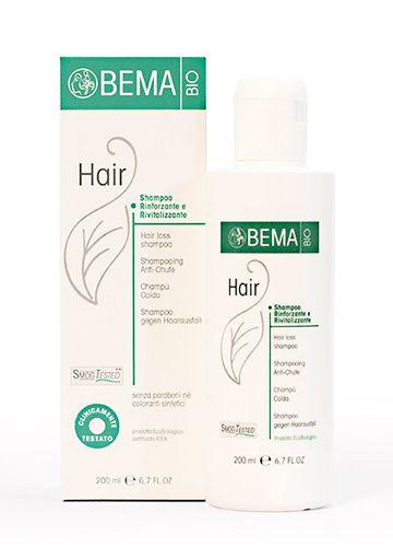 Shampoo gegen Haarausfall, Bio