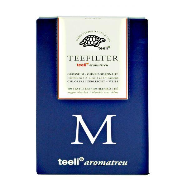 Teefilter, Teebeutel