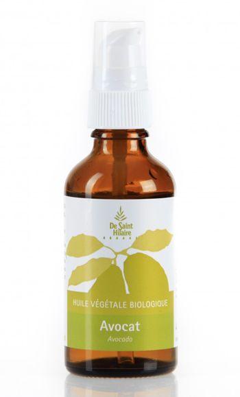 Avokado-Öl, Bio,