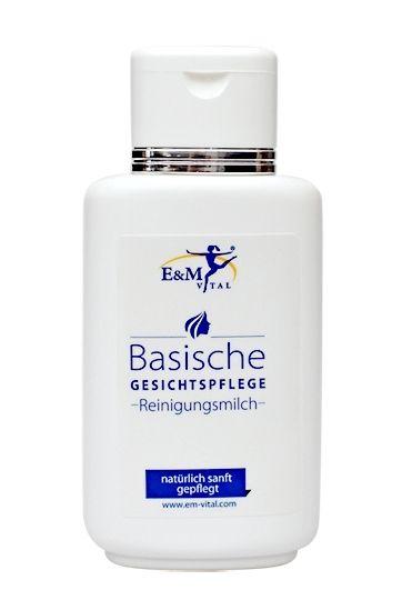 Basische Reinigungsmilch, Basenreinigung