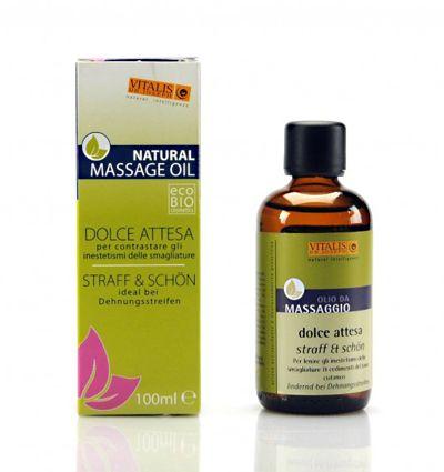Bio-Massageöl straff&schön, Cellulite-Öl