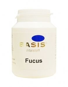 Fucus Algentabletten, Basis Vitalstoff