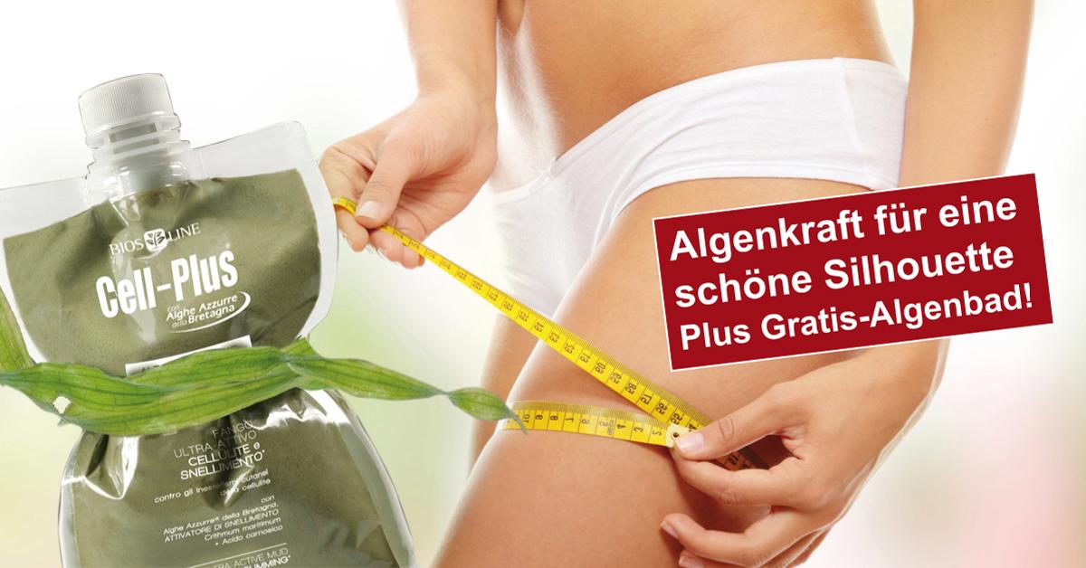 Algenwickel, Medizinprodukt gegen die Problemzonen der Frau!