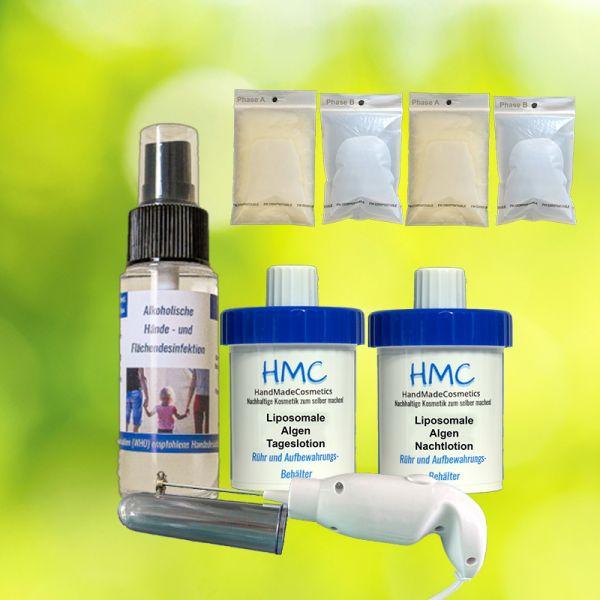 HMC-Starterset Face, Tag- und Nachtlotion