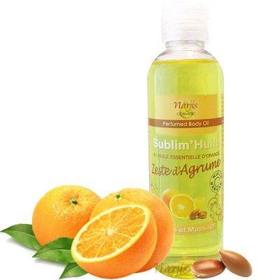 Argan-Orangen-Öl, Arganöl mit Orangenduft
