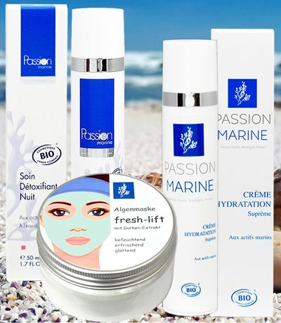 Beautypaket Marine Fresh