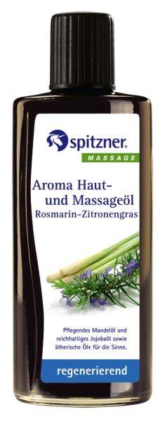 Aroma-Öl Rosmarin-Zitronengras, regenerierend