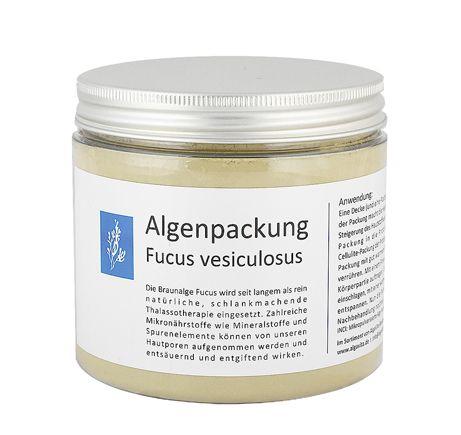 Algenpackung Fucus