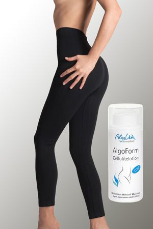 Shape-Leggins + Cellulitelotion hot 100 ml
