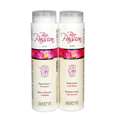 Set-Duschgel+Bodylotion, Bio