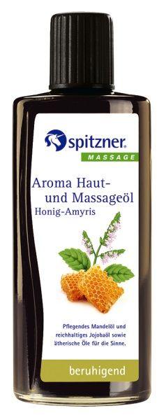 Aroma-Öl Honig-Amyris, beruhigend