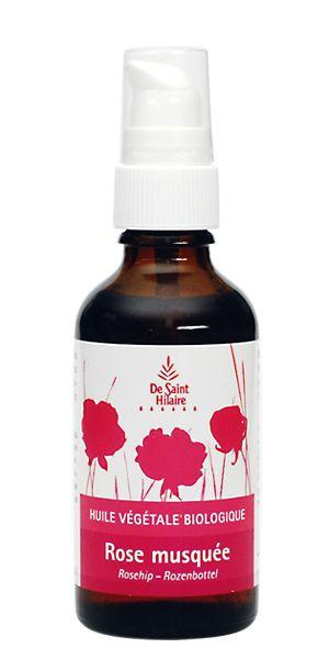 Rosier Muscat, Wildrosen-Öl, Bio