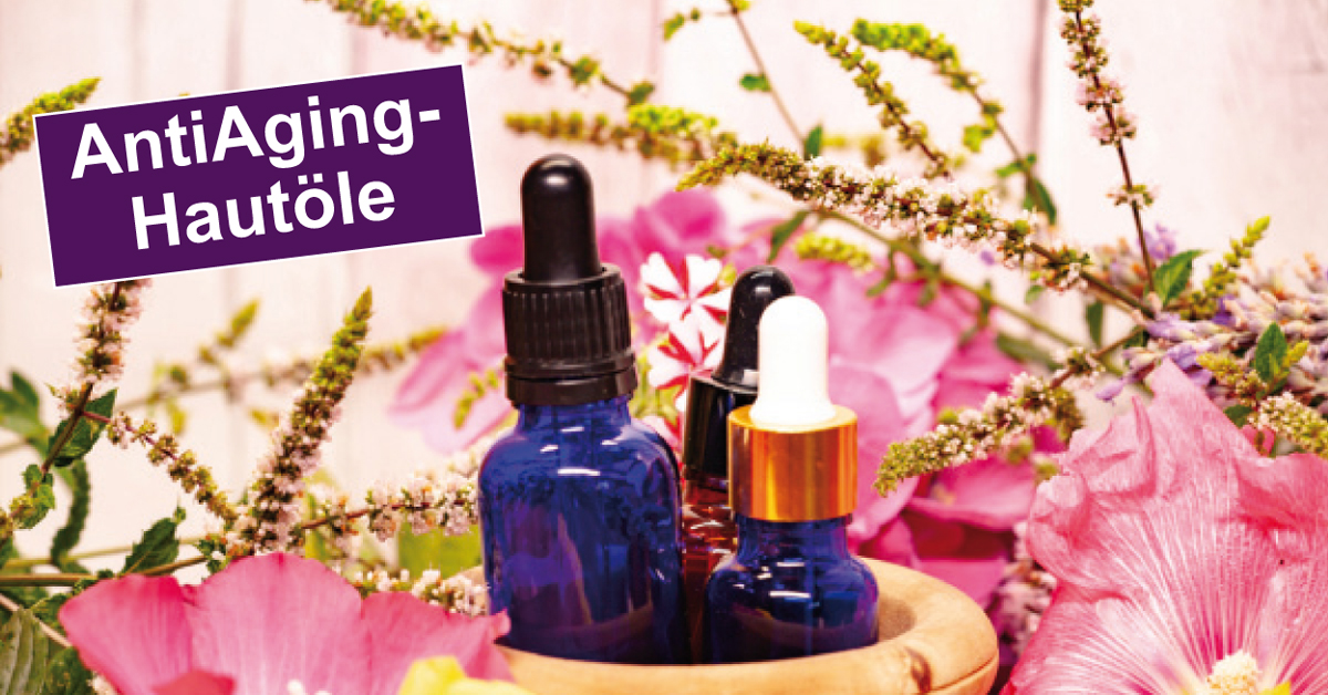 Wertvolle und nährstoffreiche Hautpflege-Öle!