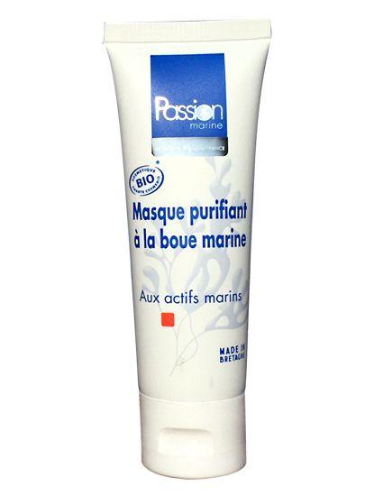 Masque purifiant, Algen-Meerschlamm-Maske, Bio