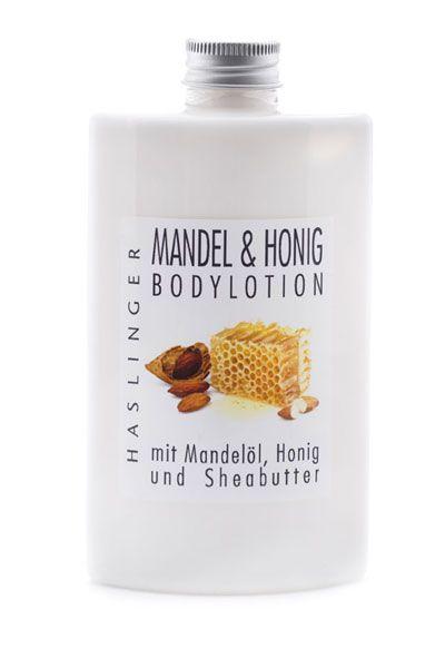 Honig-Mandel-Bodylotion