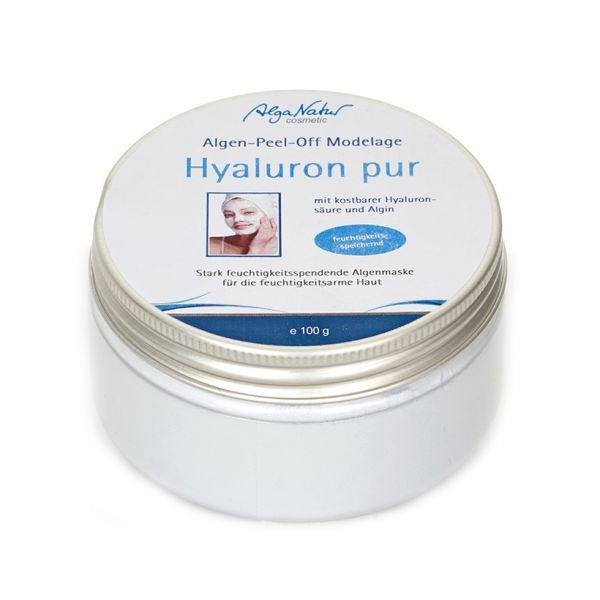Peel-Off-Maske Hyaluron pur