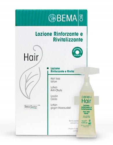 Ampullen-Lotion gegen Haarausfall, Bio