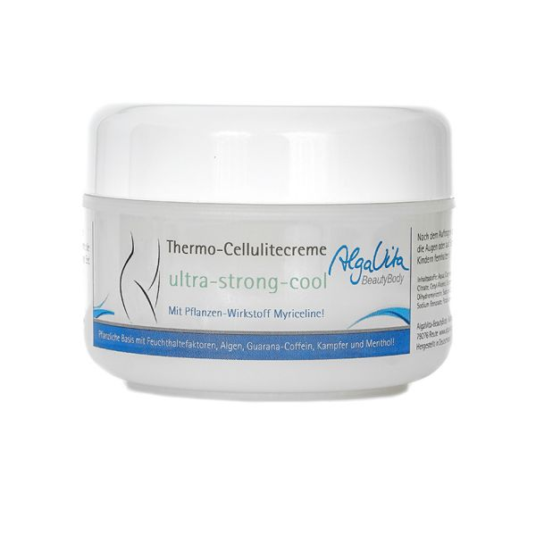 Thermo-Cellulitecreme ultra-strong- cool